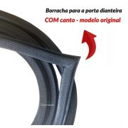 Par Borracha Porta Dianteira Corcel 1 Belina 1 1969 A 1977