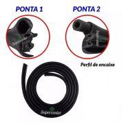 Par Borracha Porta Dianteira Renault Master