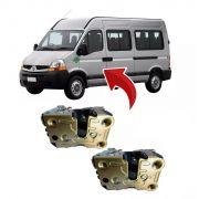 Par Fechadura Elétrica Porta Dianteira Renault Master 02/ 13