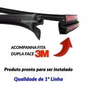 Par Kit Pingadeira Borracha Superior Porta Ecosport 03 A 12