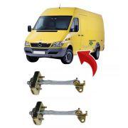 Par Limitador Porta Dianteira Benz Sprinter 1997 A 2012