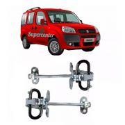 Par Limitador Porta Dianteira Fiat Doblo
