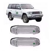 Par Maçaneta Porta Diant Mitsubishi Pajero 94 95 96 97 98 99