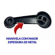 Par Manivela Vidro Metal Fusca Brasilia Passat Santana Quantum