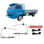Par Máquina Vidro Manual Caminhão Volkswagen Delivery Worker Titan Tractor 1997 A 1999