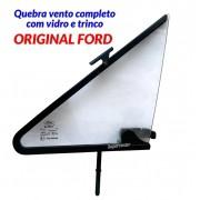 Par Quebra Vento Trinco Vidro Original Corcel Belina Del Rey