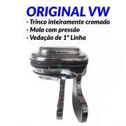 Par Trinco Janela Vidro Corrediço Kombi Corujinha 1953 A 1975 Original