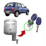 Reparo Excêntrico Cilindro Porta Fiat Uno 2004 Até 2010