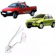 Sensor De Nível Boia Combustível Palio Strada 1999 A 2001