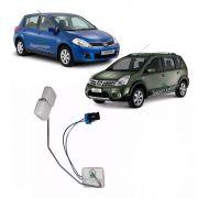 Sensor Do Nível Boia De Combustível Flex Nissan Tiida Livina