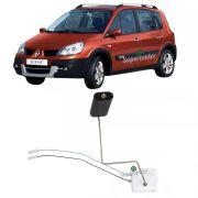 Sensor Nível Bóia Combustível Flex Renault Scenic Após 2006