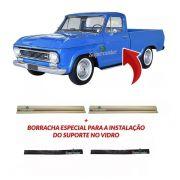 Suporte Vidro Porta Borracha A10 C10 D10 A14 C14 D14 Veraneio