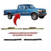 Suporte Vidro Porta Borracha F1000 F4000 1993 94 95 96 97 98