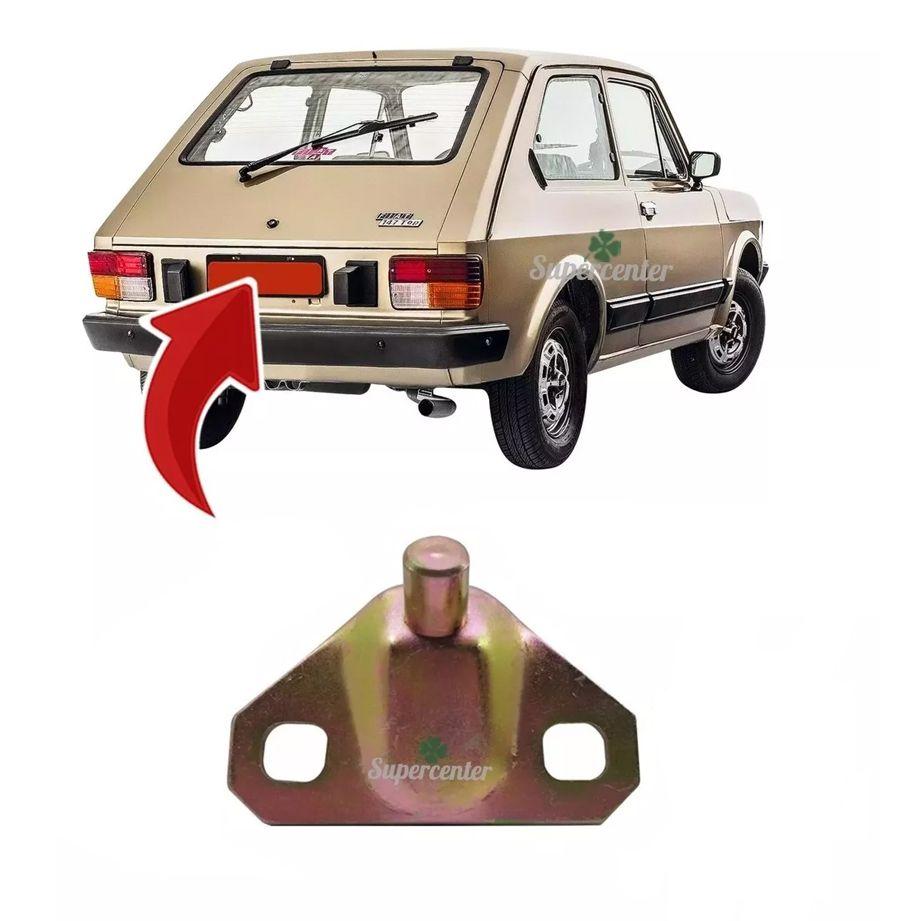 Batente Da Fechadura Do Porta Mala Fiat 147 1976 Até 1987