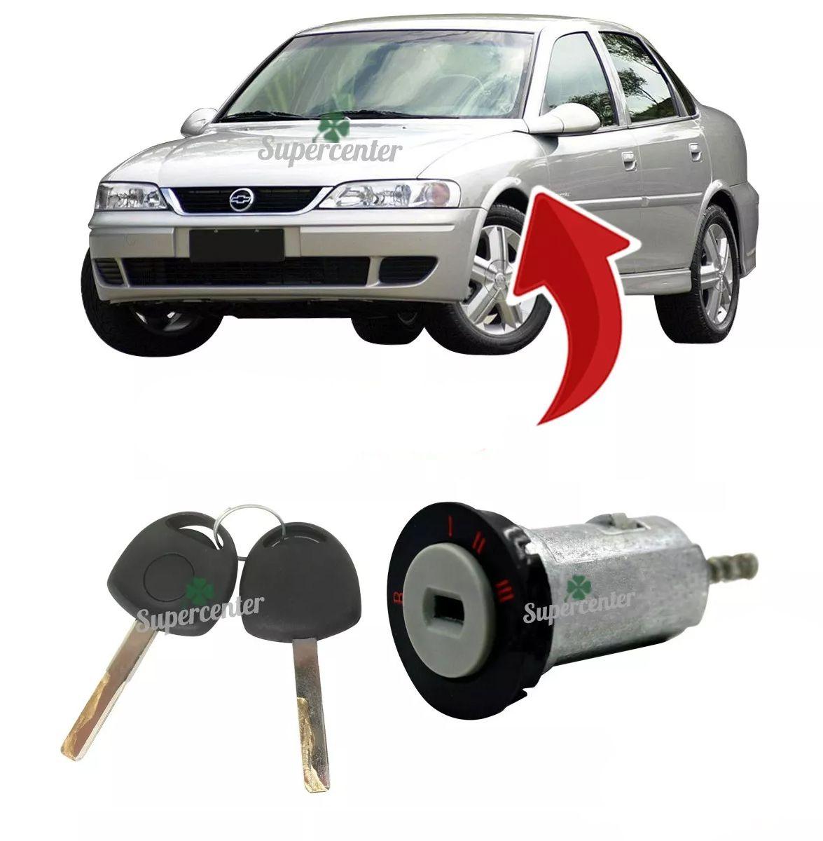 Cilindro De Ignição Com Chave Vectra Hatch Sedan 1997 A 2005