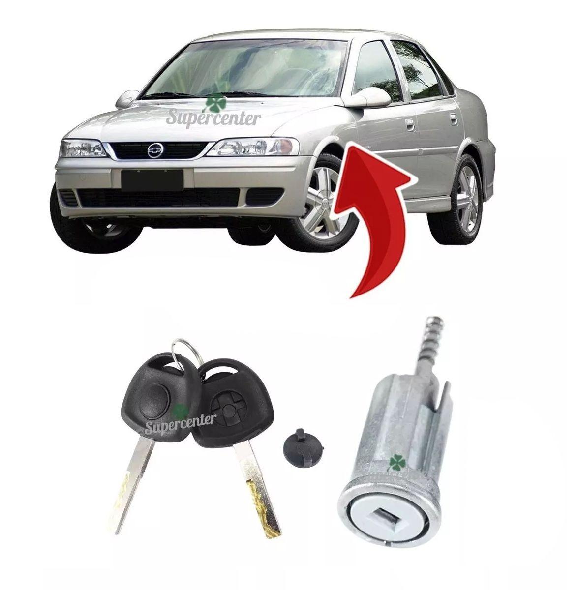 Cilindro Ignição Chave Transponder Vectra 1997 A 2005