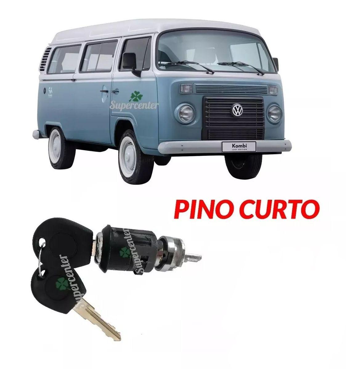 Cilindro Ignição E Partida Chave Kombi Carat 1997 Até 2013