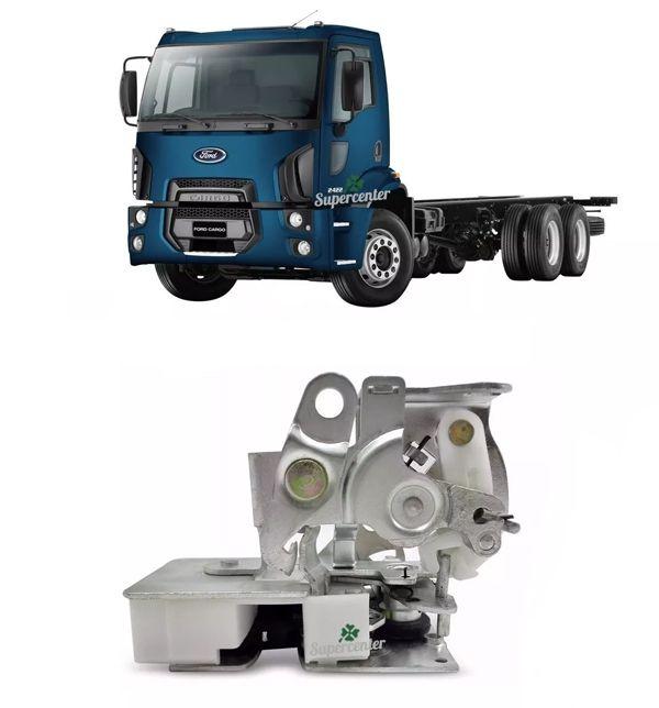 Fechadura Da Porta Caminhão Ford Cargo Após 2011 12 13 14 15