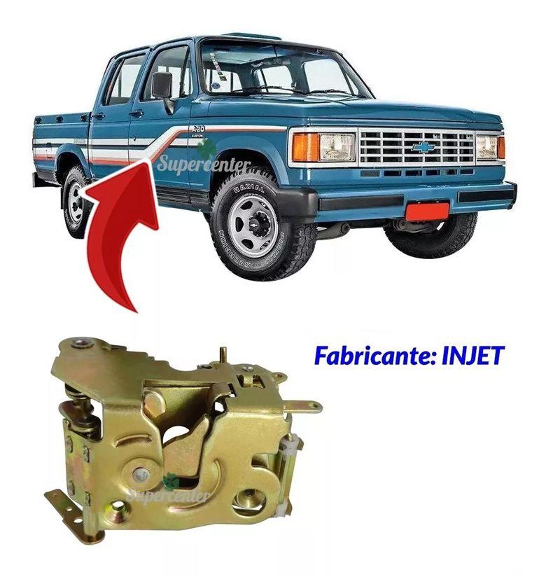 Fechadura Porta Dianteira A20 C20 D20 A40 C40 D40 Bonanza