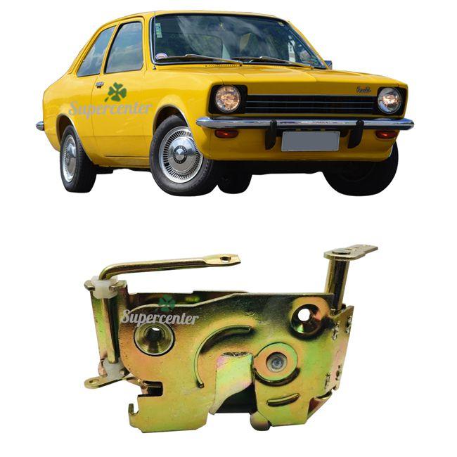 Fechadura Porta Monza 1982 a 1984 Chevette Marajó 1973 a 1982