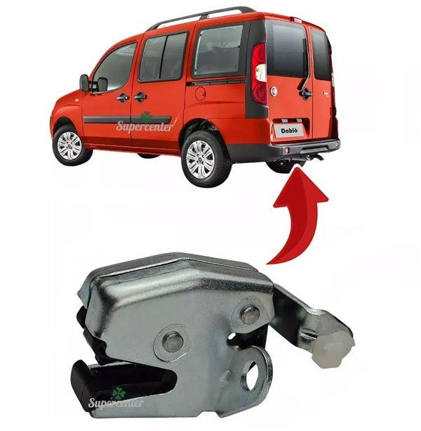 Fechadura Superior Esquerda Porta Traseira Baú Fiat Doblo