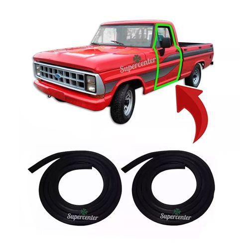 Kit Par Borracha Porta Ford F100 F1000 F4000 F7000 1972 A 92