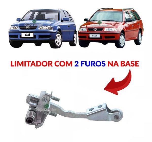 Limitador Porta Traseir Gol Parati G3 4 Portas 2 Furos 96/00