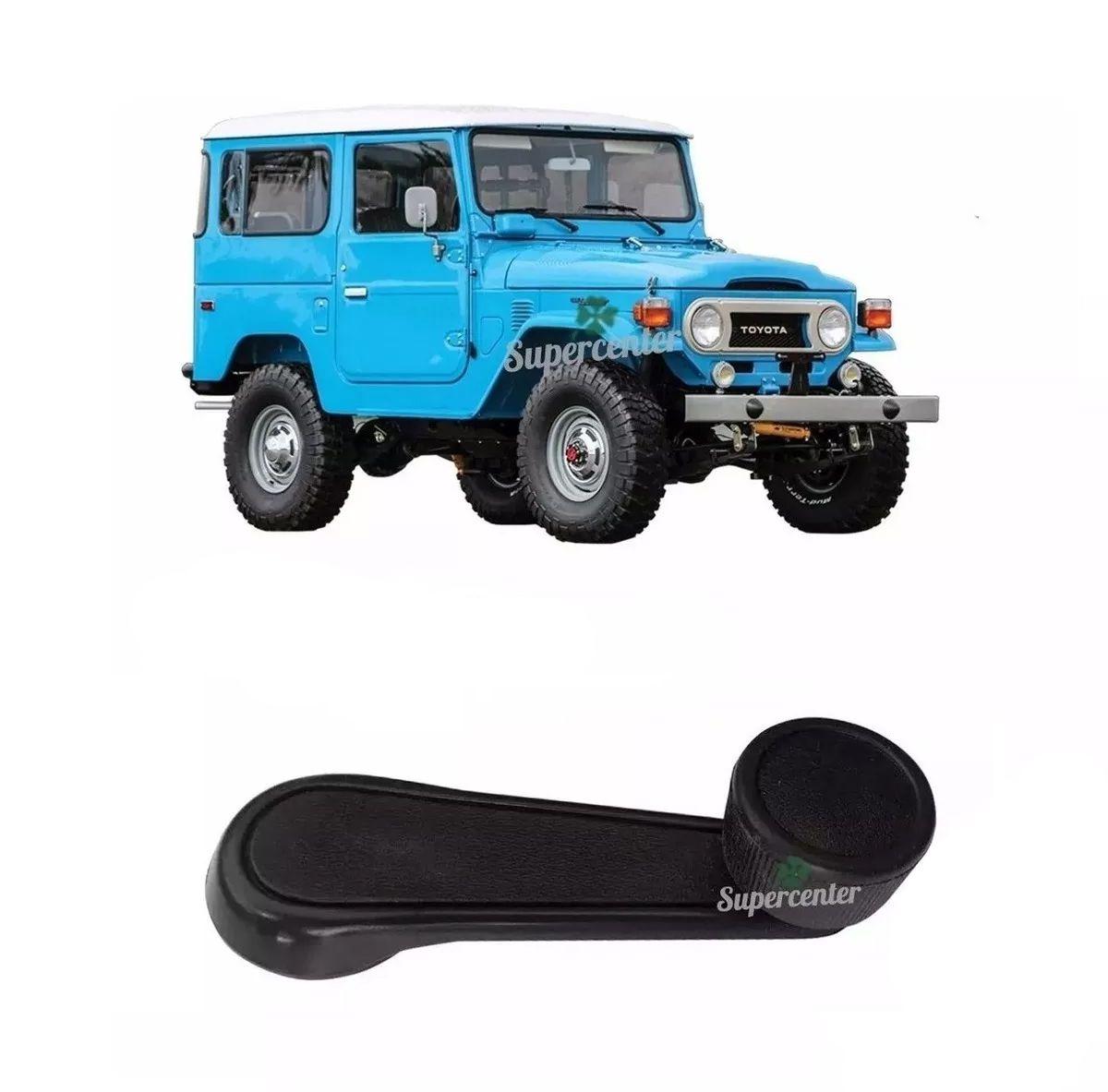 Manivela Do Vidro Toyota Bandeirante 1985 A 2001