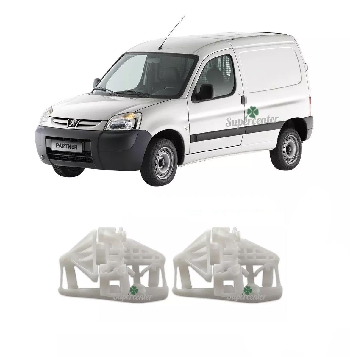 Par Arraste Máquina do Vidro Dianteiro Peugeot Partner Berlingo