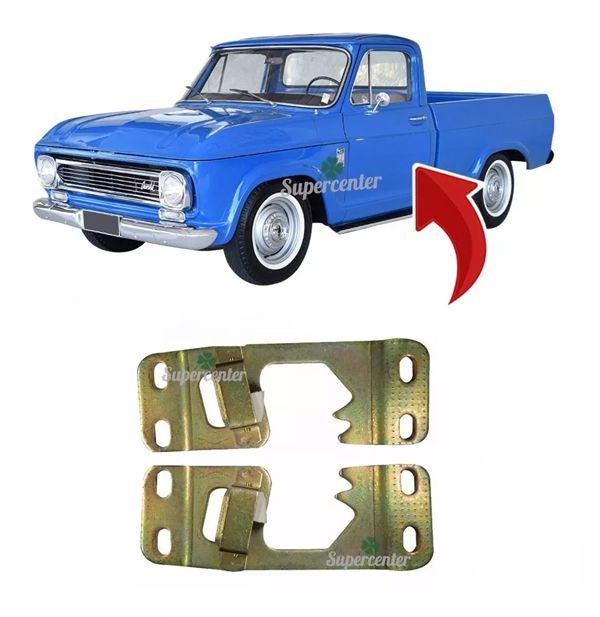 Par Batente Porta A10 C10 D10 A14 C14 D14 Veraneio 1964 A 84