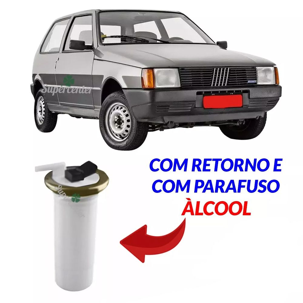 Sensor Bóia Nível Álcool Uno Prêmio Elba Fiorino Após 1988