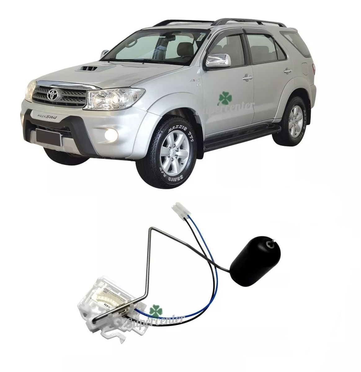 Sensor De Nível Combustível Hilux Sw4 3.0 Diesel 2006 A 2009