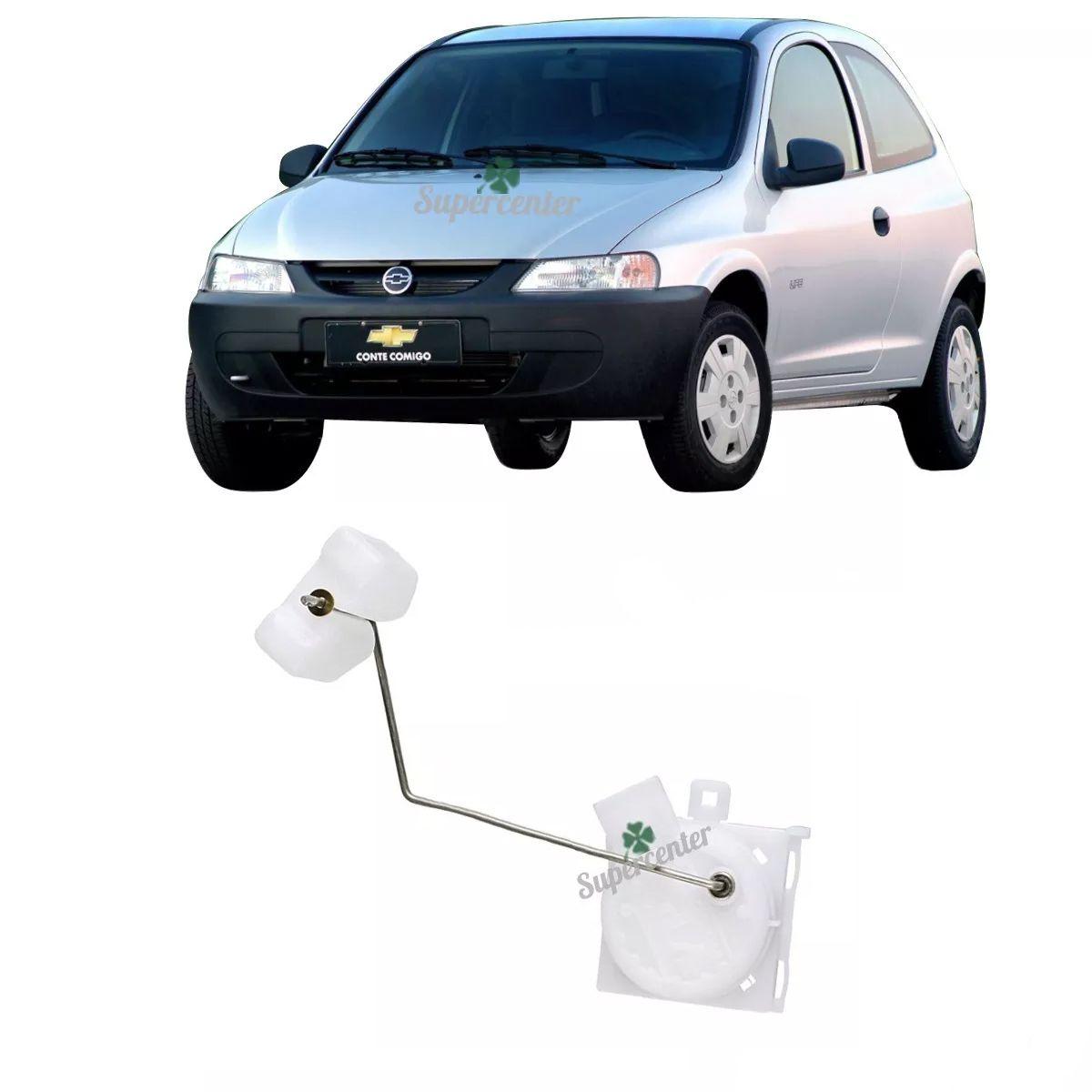 Sensor Nível Bóia Combustível Celta 2001 A 2004 Gasolina Alcool?