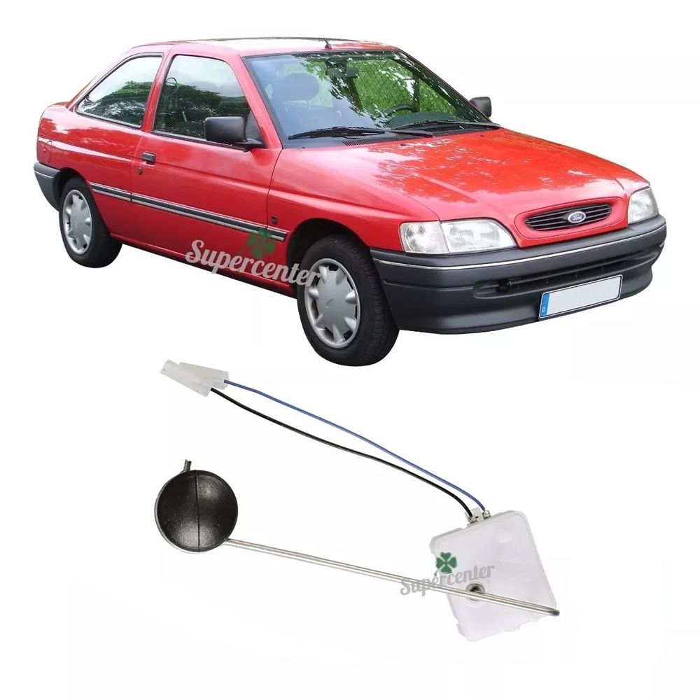 Sensor Nível Bóia Combustível Escort Logus Pointer Verona
