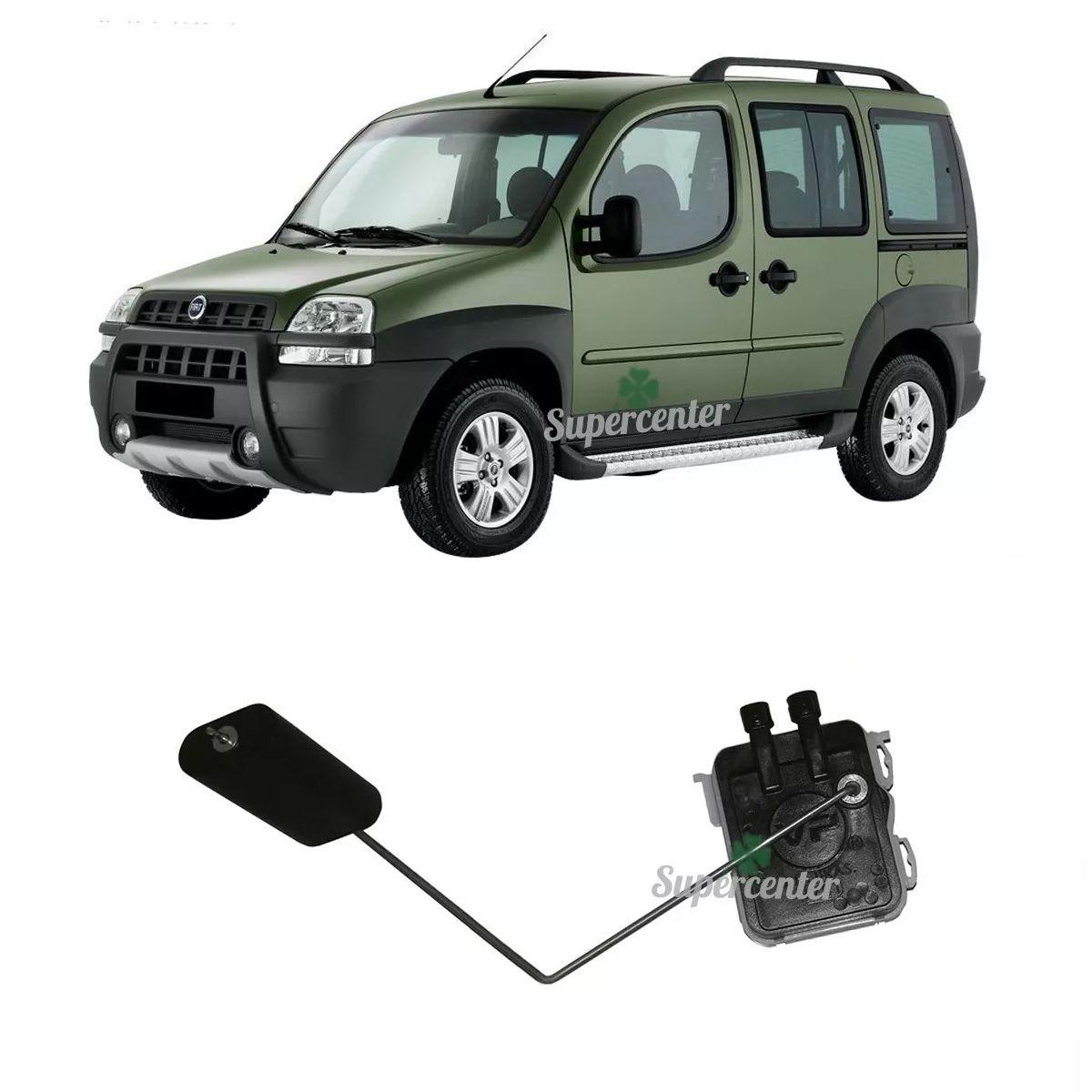 Sensor Nível Bóia Combustível Flex Doblo 1.8 Adv Após 2007