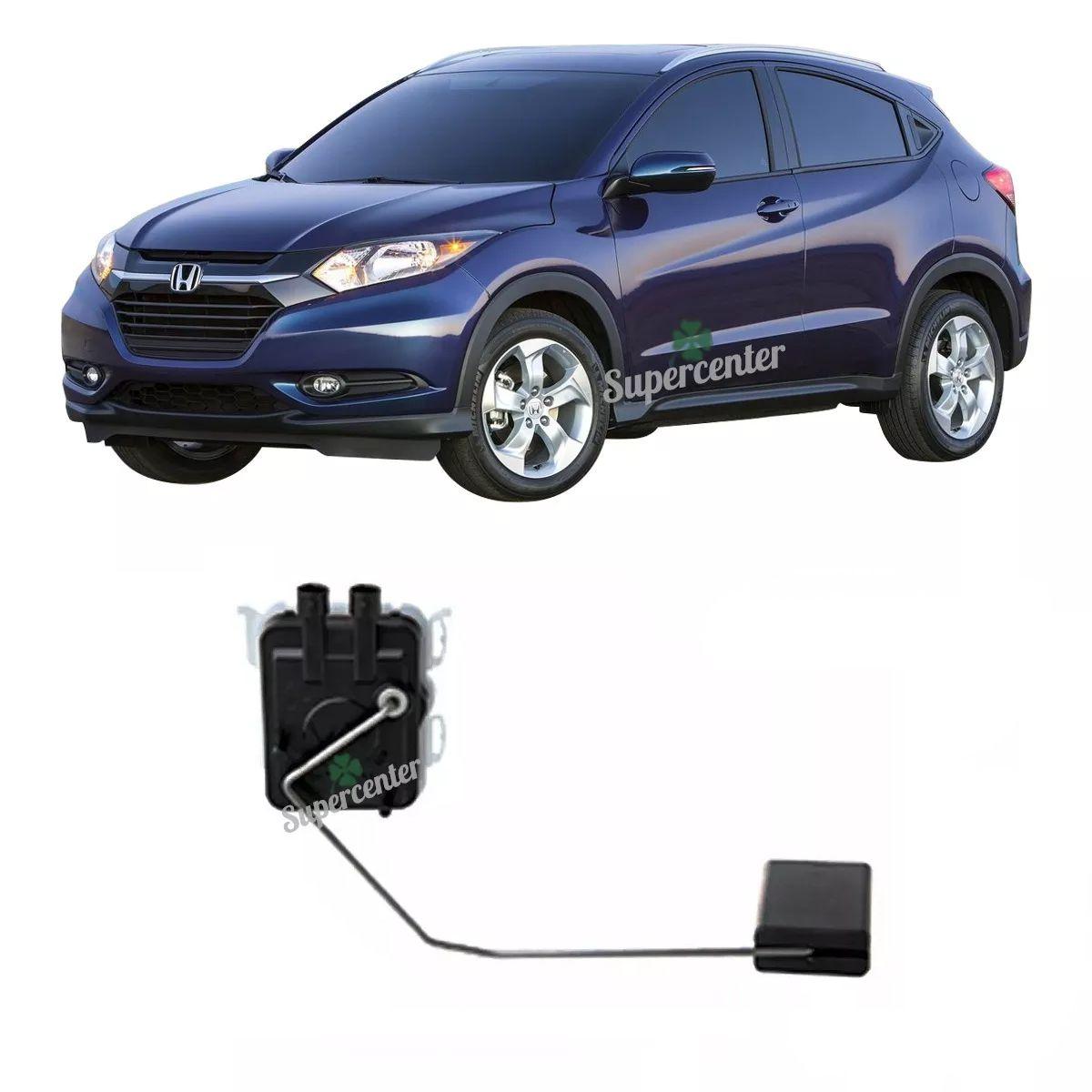 Sensor Nível Bóia Combustível Flex Honda Hrv Hr-v Após 2015