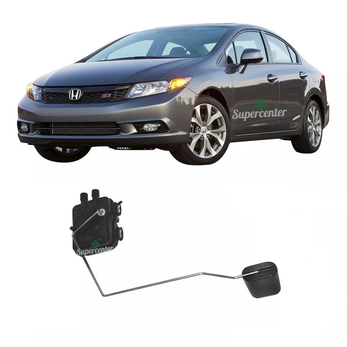 Sensor Nível Bóia Combustível Flex Honda New Civic Após 2012