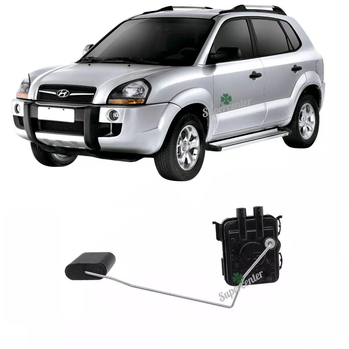 Sensor Nível Bóia Combustível Flex Hyundai Tucson Após 2012