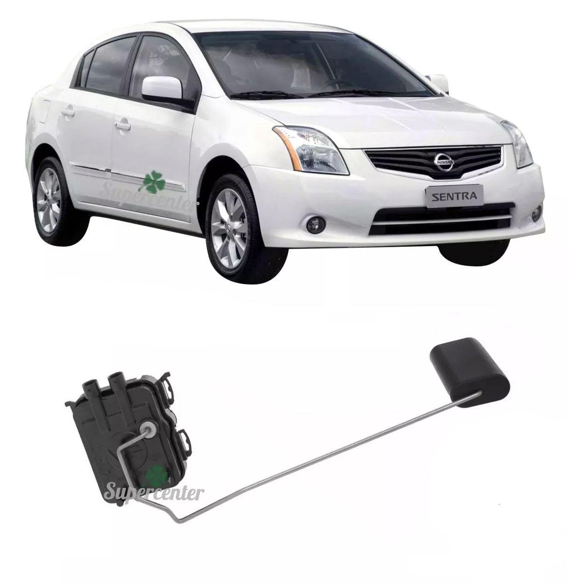 Sensor Nível Bóia Combustível Flex Nissan Sentra Após 2009