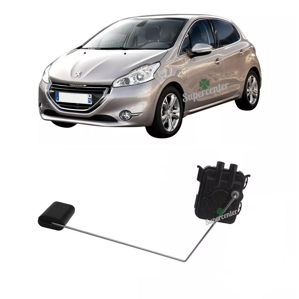 Sensor Nível Boia Combustível Flex Peugeot 208 Após 2013