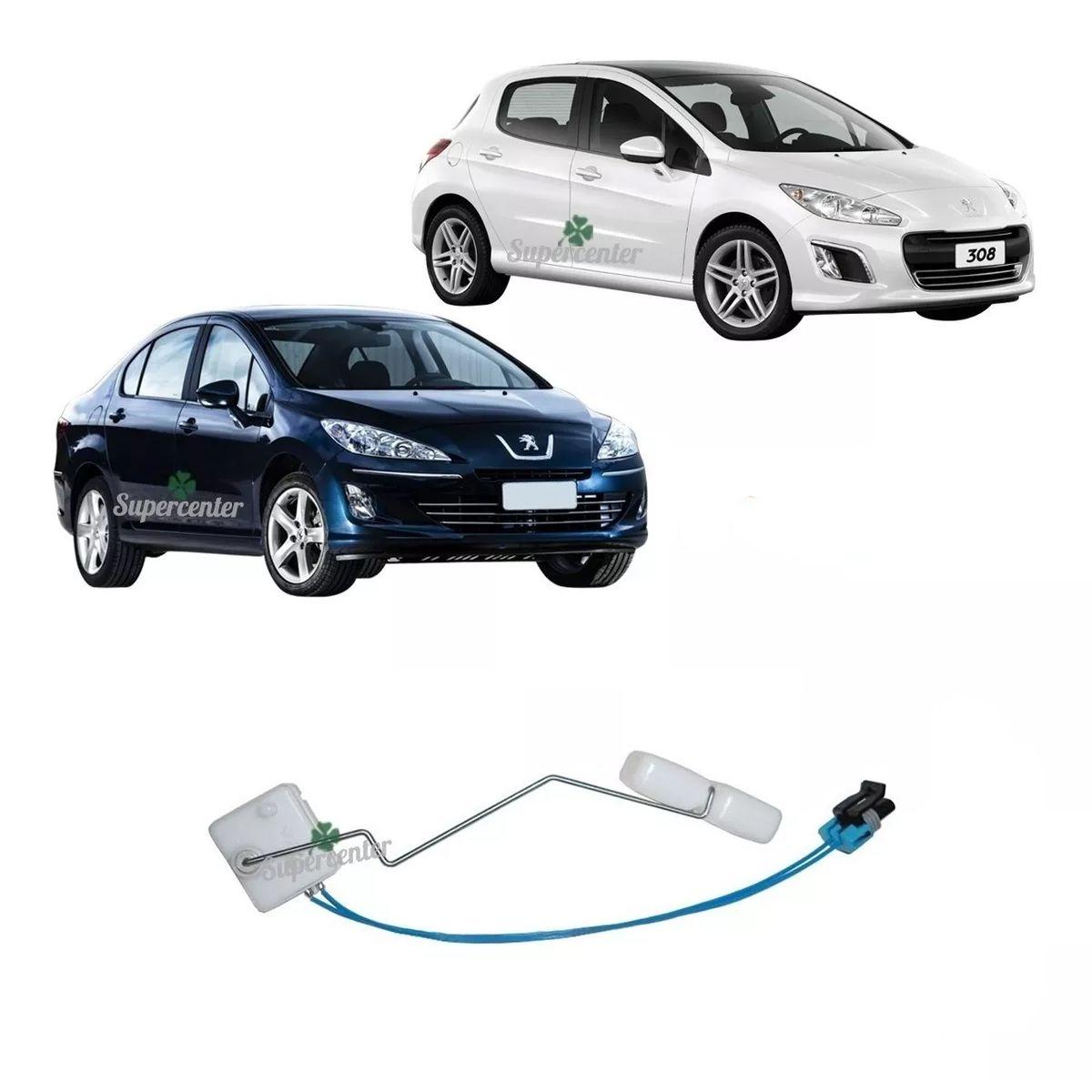 Sensor Nível Bóia Combustível Flex Peugeot 308 408 Após 2012