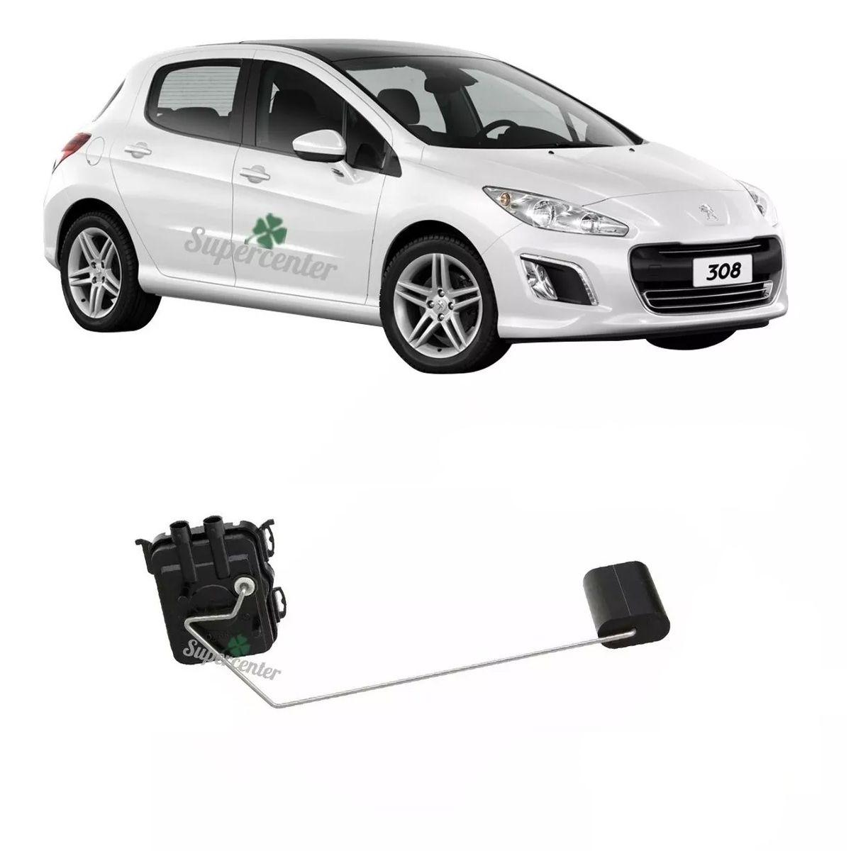 Sensor Nível Bóia Combustível Flex Peugeot 308 Após 2012