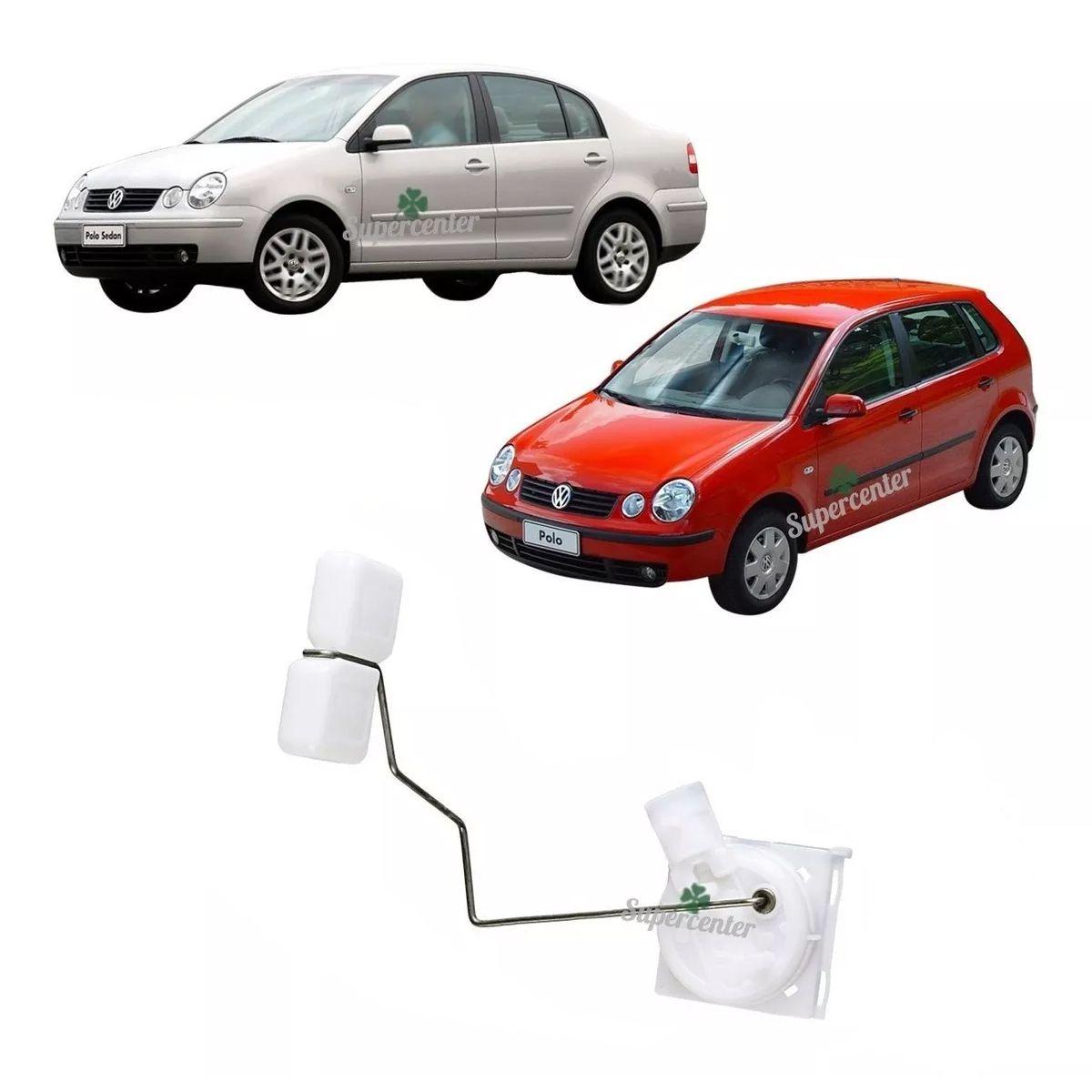 Sensor Nível Bóia Combustível Flex Polo 2004 A 2008 Sedan
