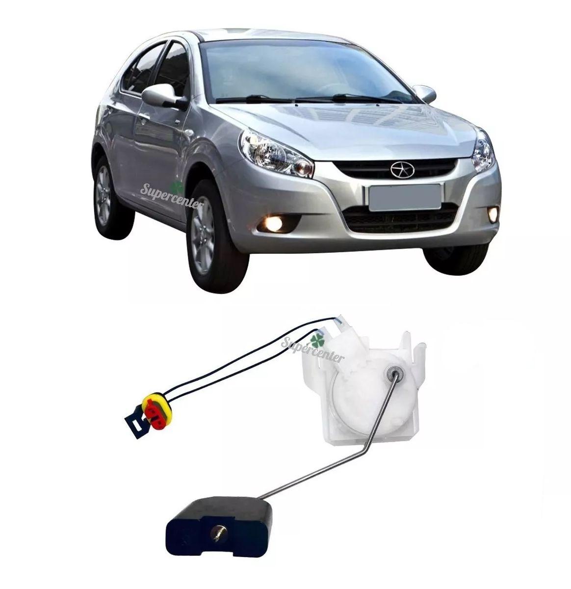 Sensor Nível Boia Combustível Gasolina Jac J3 Turin 09 A 12