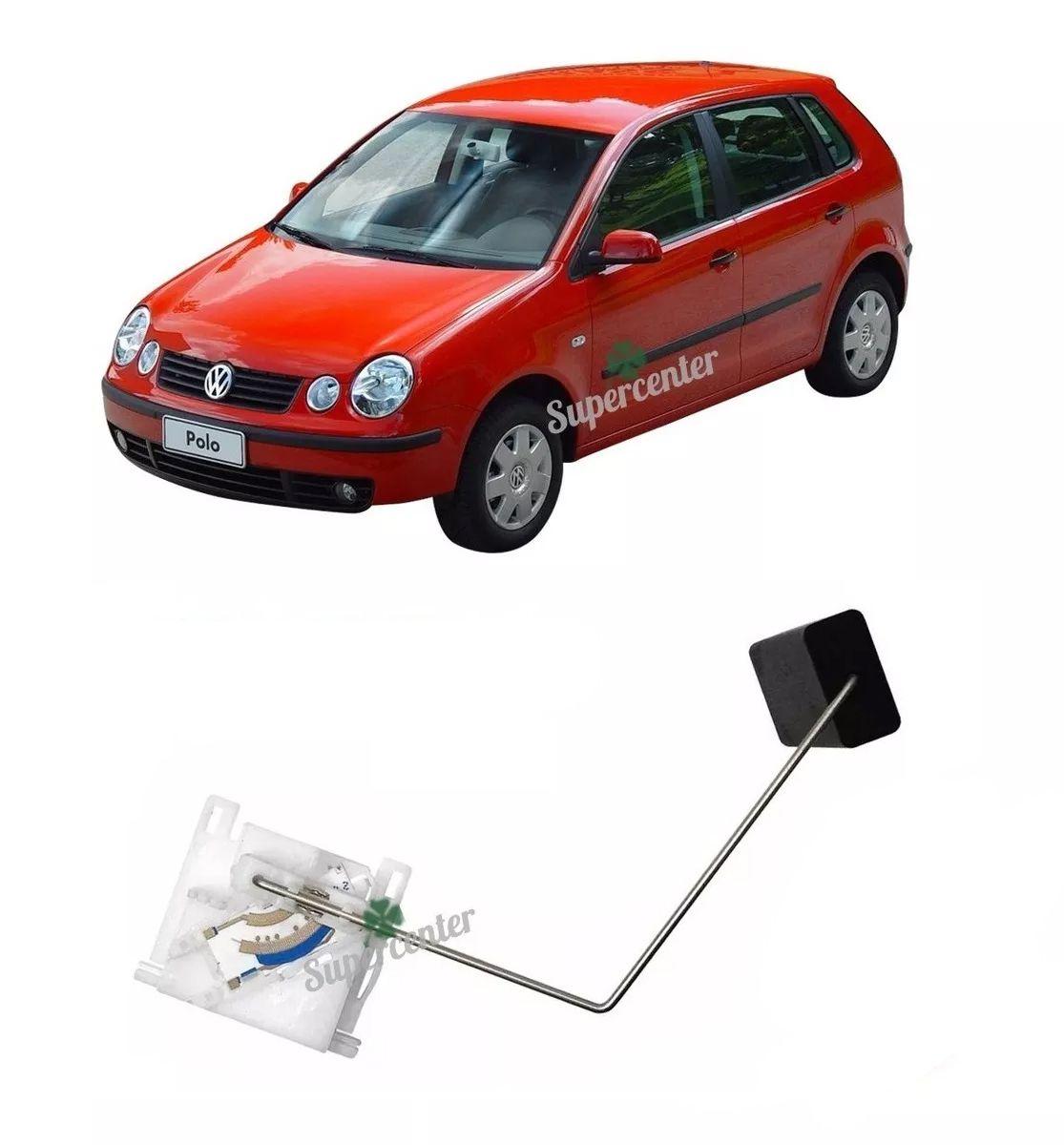 Sensor Nível Bóia Combustível Gasolina Polo 2002 A 2004
