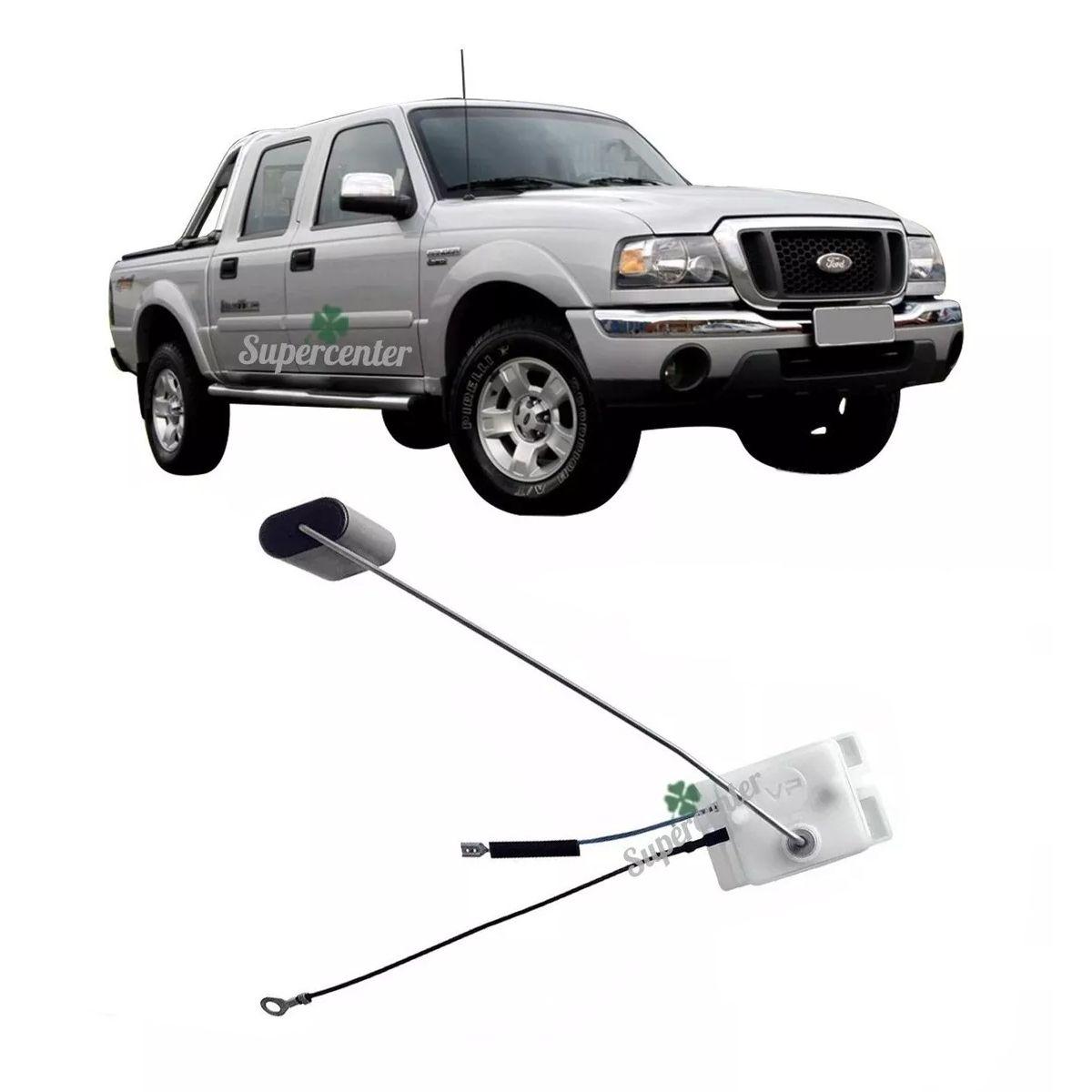 Sensor Nível Bóia Combustível Gasolina Ranger 2.3 1997 A 2009