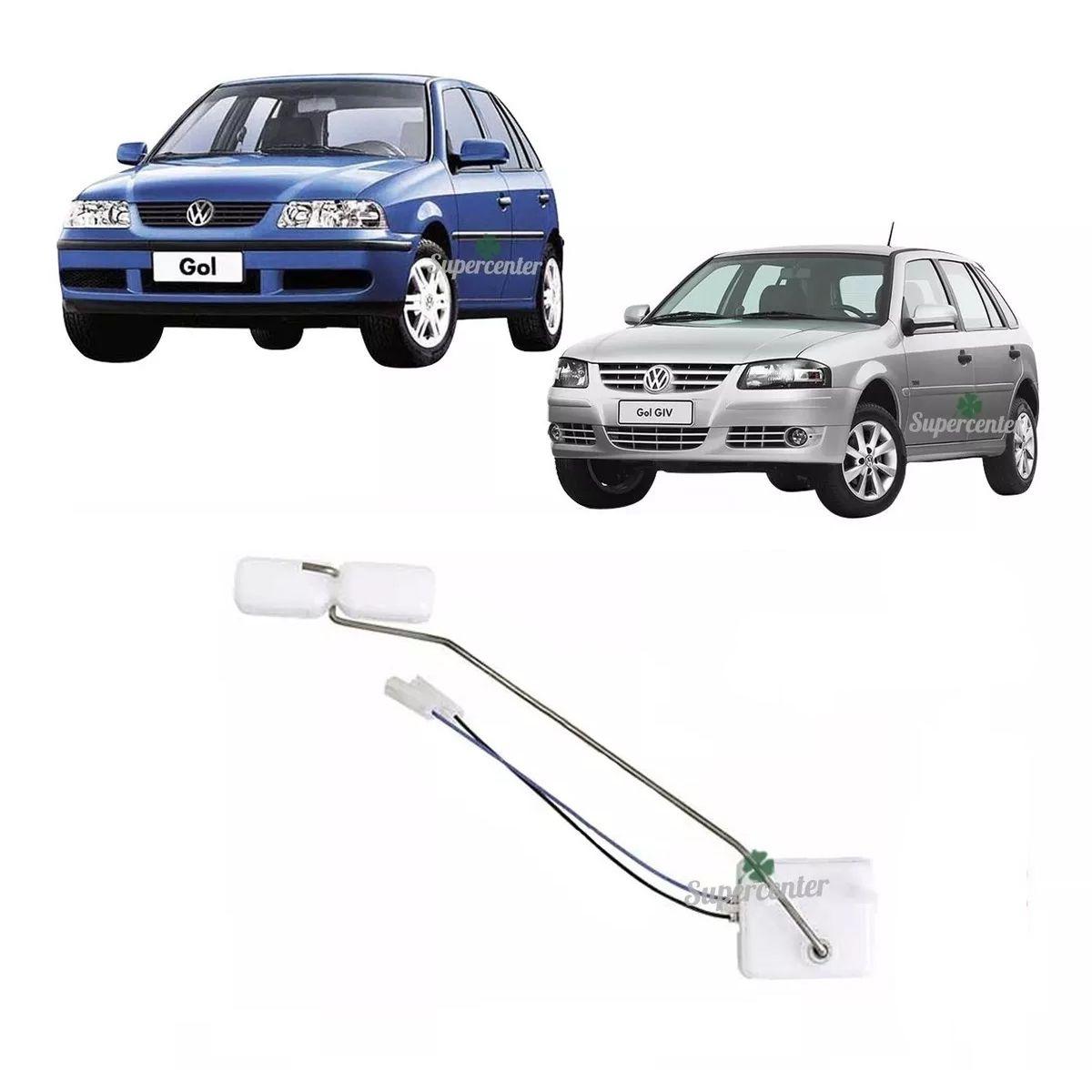Sensor Nível Boia Combustível Gol Parati G3 G4 Após 1999