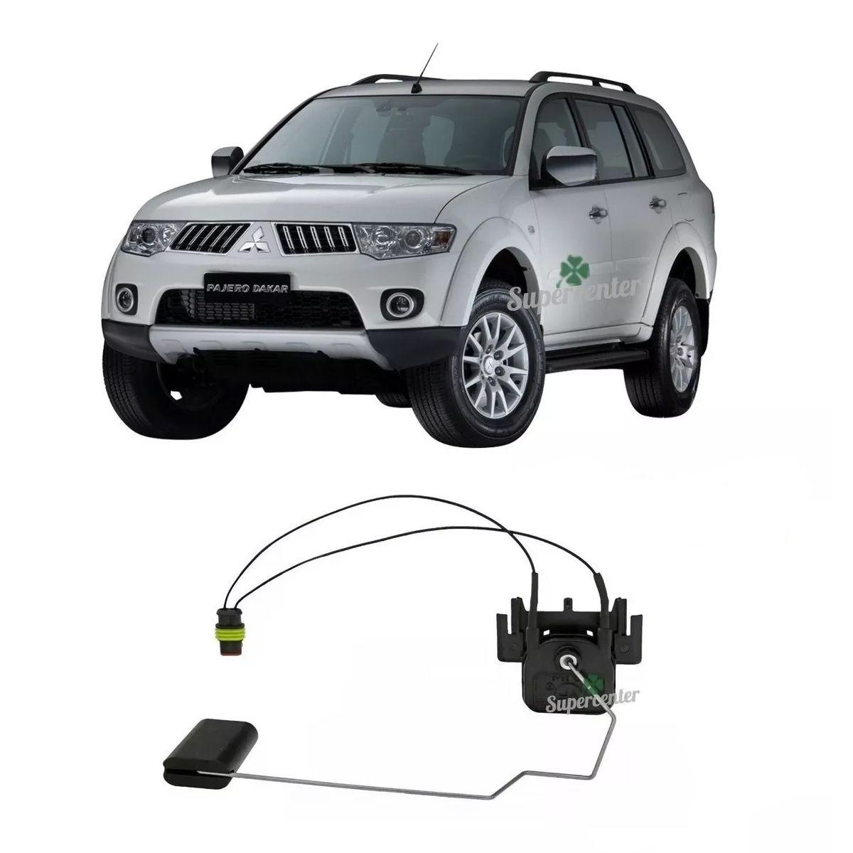 Sensor Nível Bóia Combustível Pajero Dakar 3.5 2011 A 2016