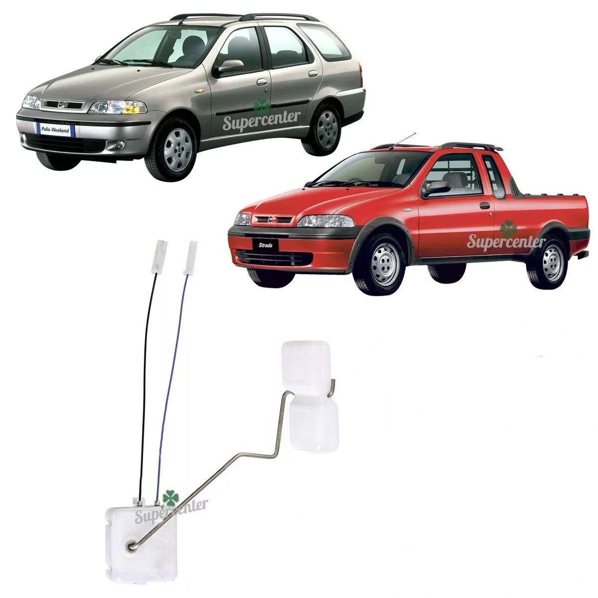 Sensor Nível Bóia Combustível Palio Weekend 2001 A 2004 Strada