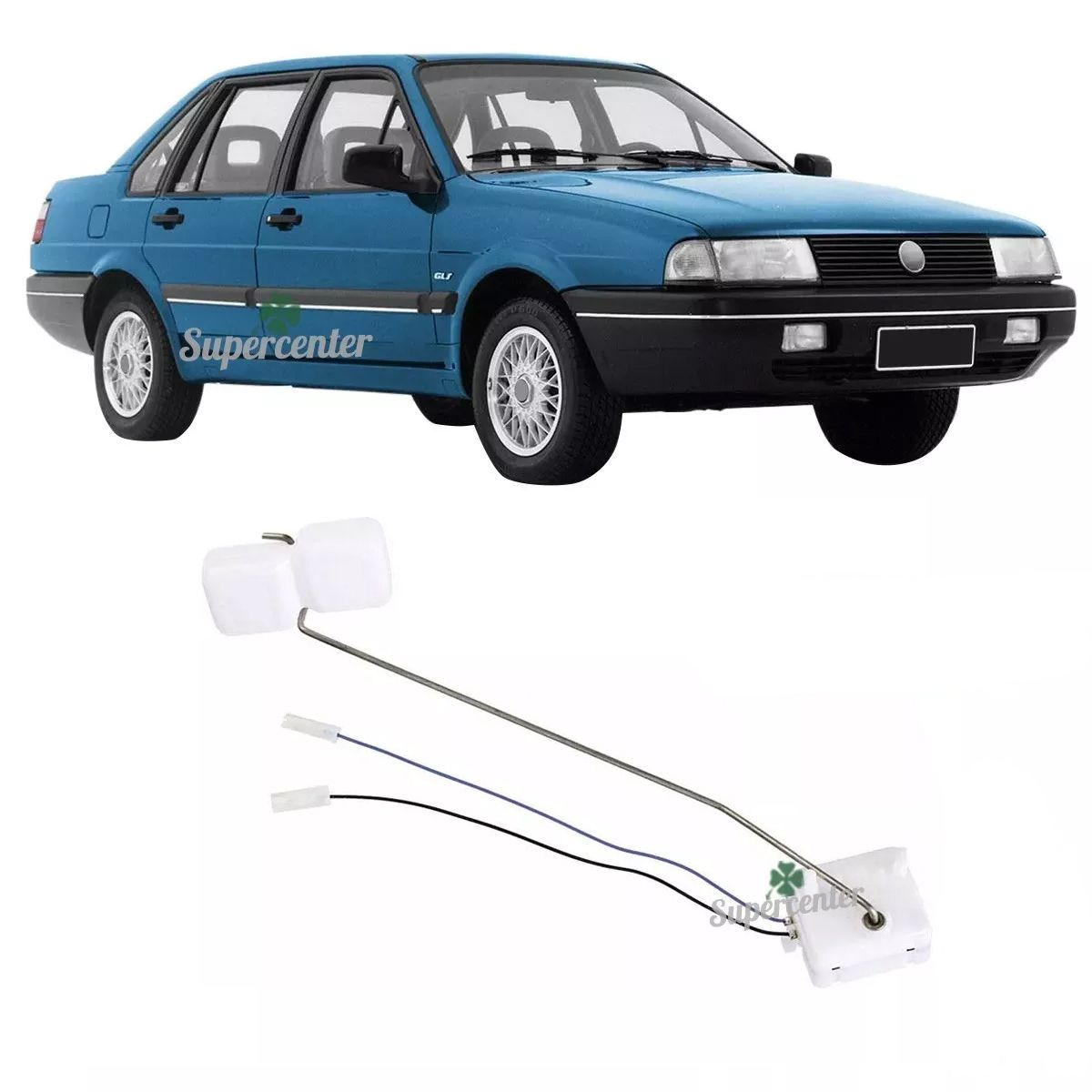 Sensor Nível Bóia Combustível Santana Quantum 1993 A 1996
